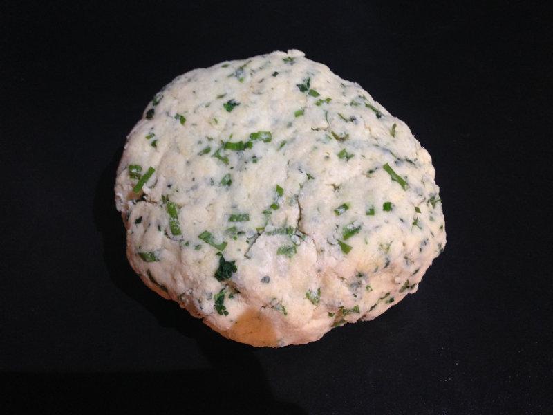 image of gnocchi dough