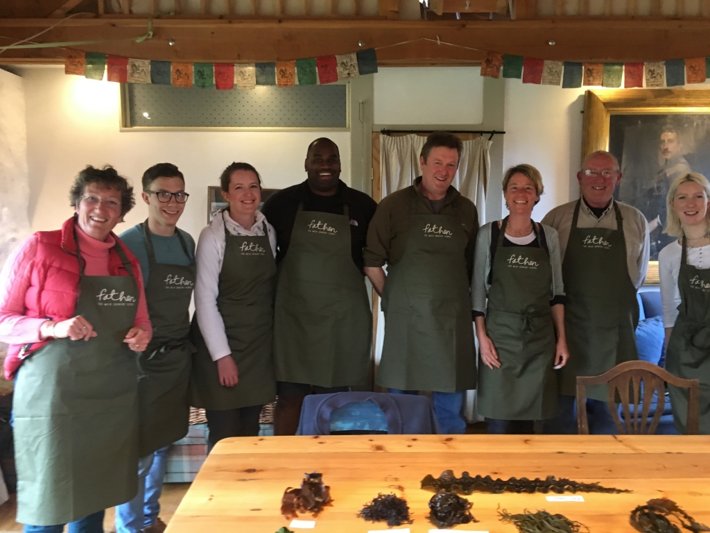 bespoke foraging days